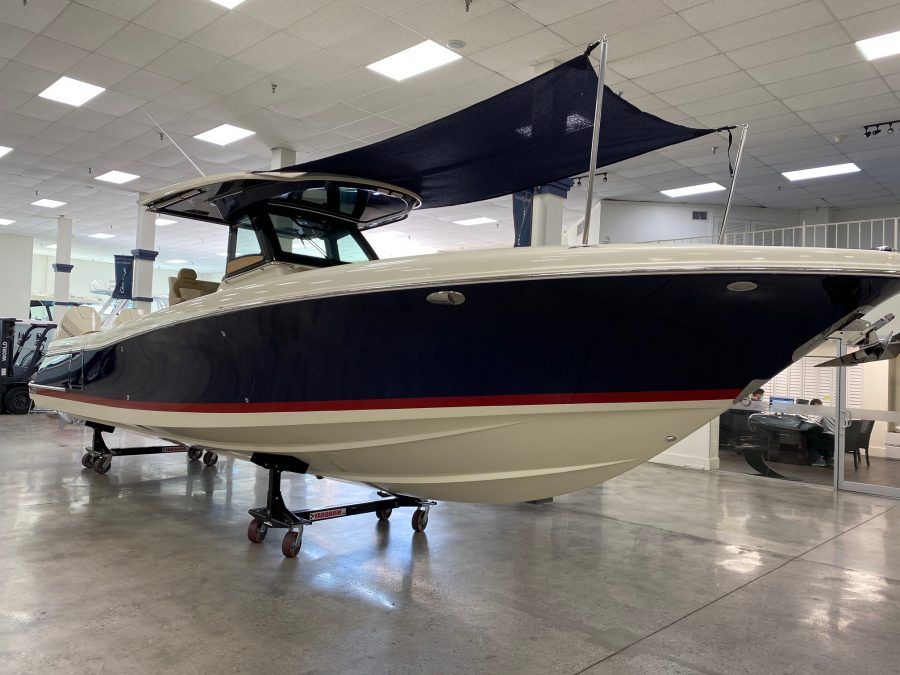The Last 2021 Chris-Craft 34 Catalina Available!