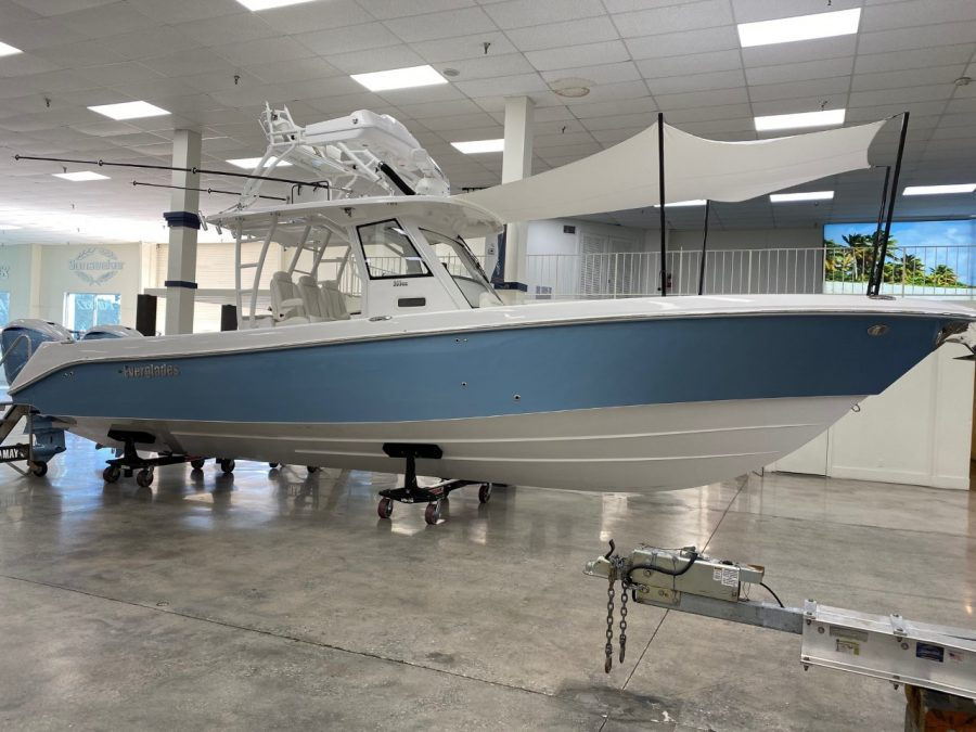 SOLD Two 365 Everglades Available!