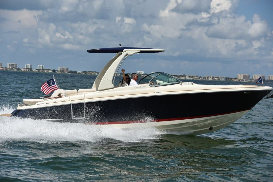 We Have the ONLY 2020 Chris-Craft 28 Launch GT Available