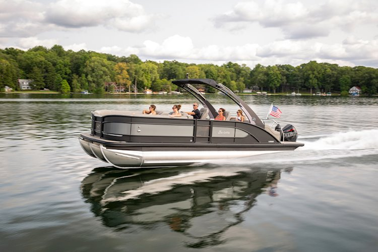 New Premium Line of Pontoon Boats Now Available: Barletta Boats