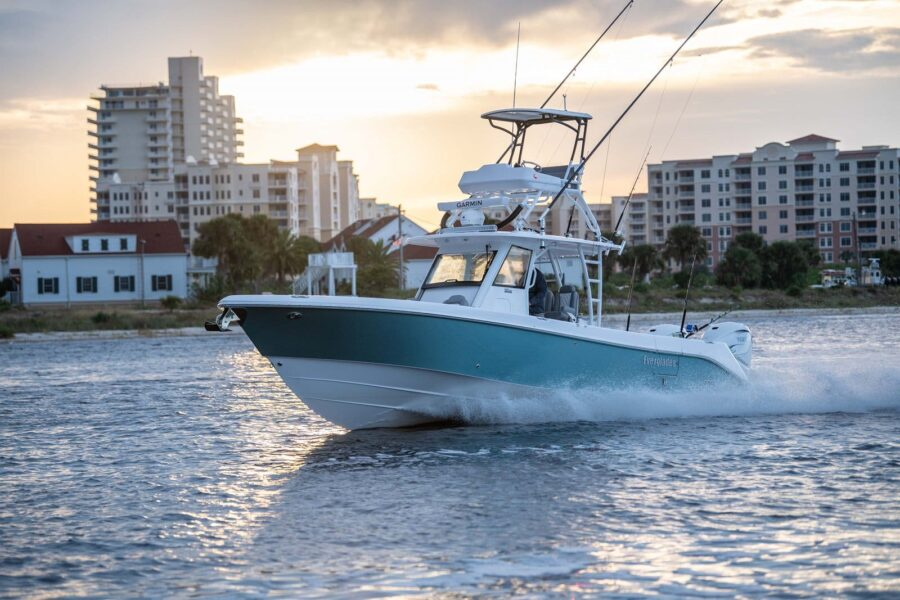Brand New Boats Available for Immediate Delivery: Barletta, Chris-Craft, Everglades, Parker and More